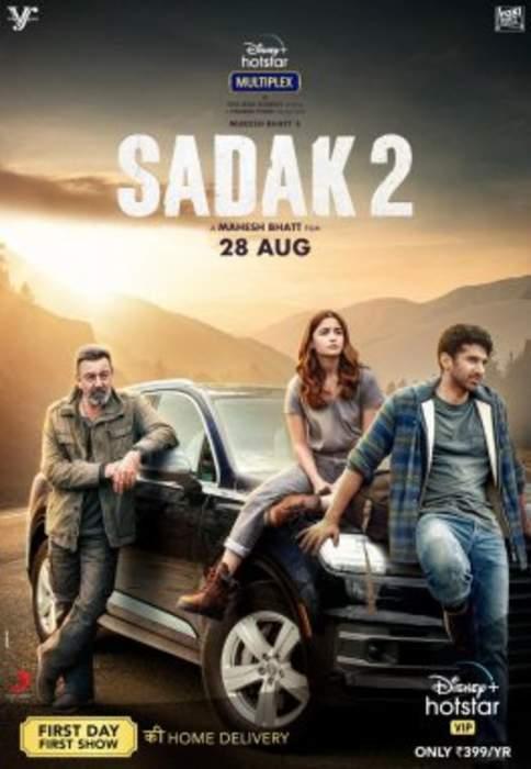 Sadak 2: 2020 film by Mahesh Bhatt