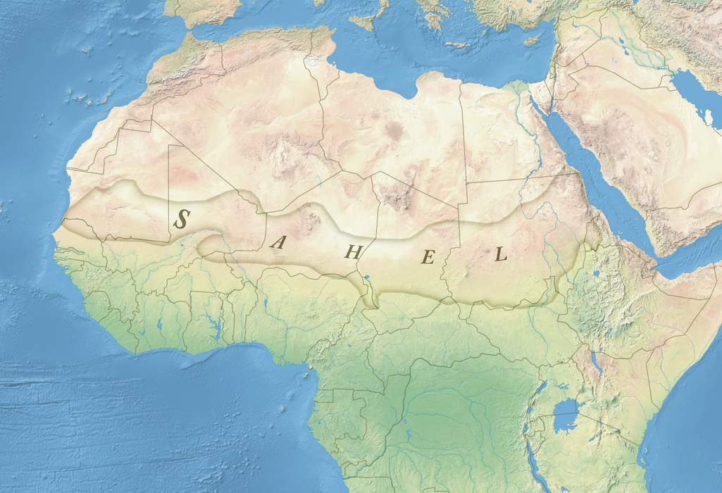 Sahel: Ecoclimatic and biogeographic transition zone in Africa