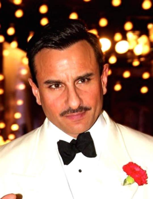 Saif Ali Khan: Indian actor and producer