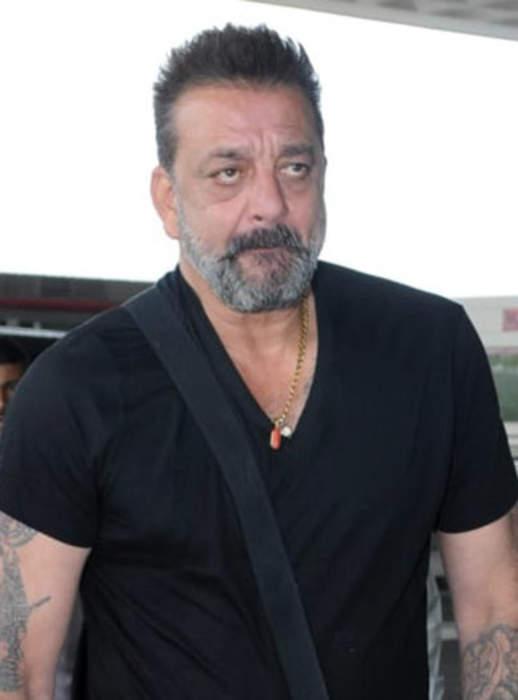 Sanjay Dutt: Indian actor