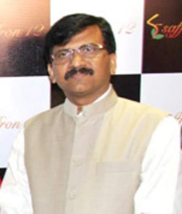 Sanjay Raut: Indian politician
