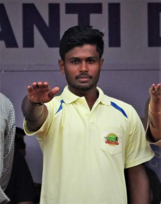 Sanju Samson: Indian cricketer