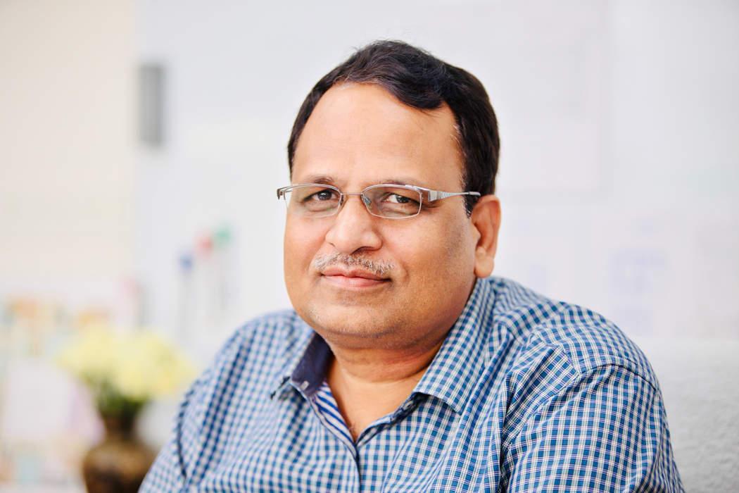 Satyendra Kumar Jain: Indian politician