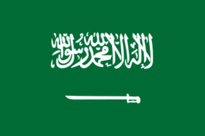 Saudi Arabia: Country in Southwestern Asia