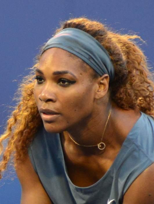 Serena Williams: American tennis player