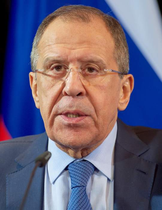 Sergey Lavrov: Russian diplomat and politician