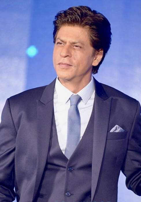 Shah Rukh Khan: Indian actor, producer and television personality