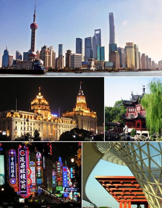 Shanghai: Provincial-level municipality in China