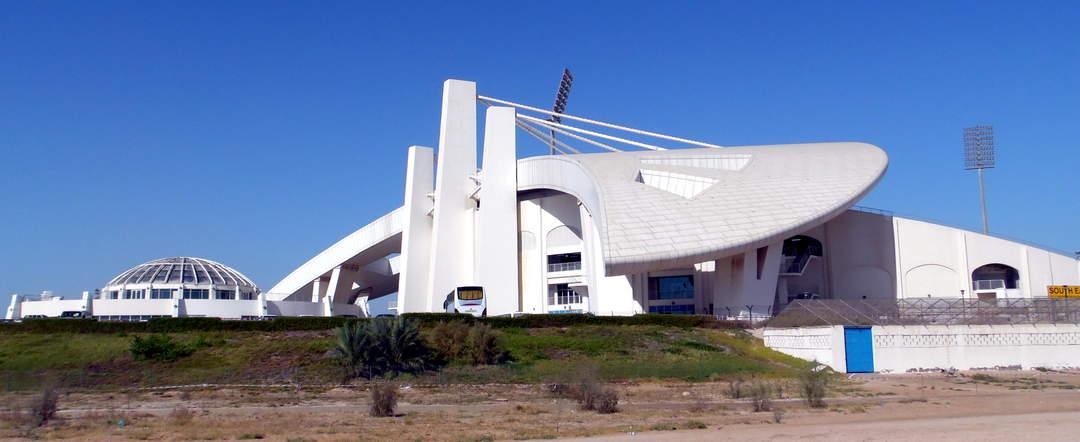 Sheikh Zayed Cricket Stadium: Cricket ground in the United Arab Emirates