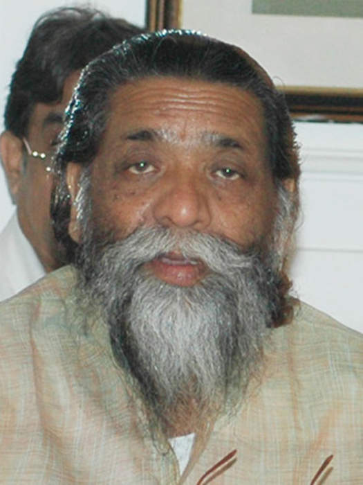 Shibu Soren: Indian politician and former chief minister of Jharkhand