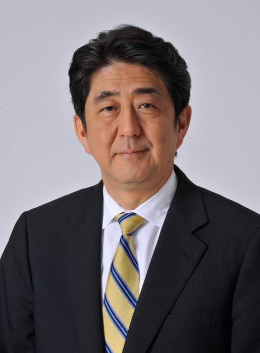Shinzo Abe: 98th Prime Minister of Japan