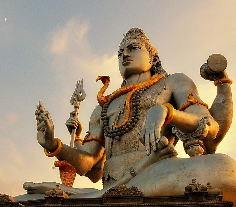 Shiva: One of the principal deities of Hinduism