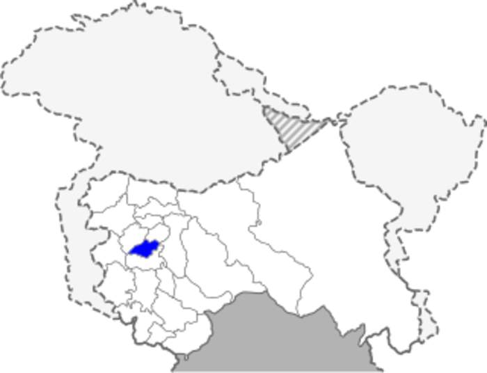 Shopian district: District in Jammu and Kashmir, India