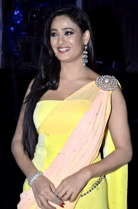 Shweta Tiwari: Indian actress