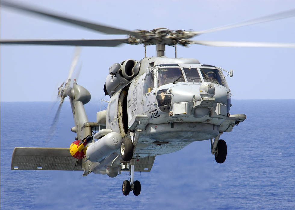 Sikorsky SH-60 Seahawk: Naval helicopter series of the H-60/S-70 family