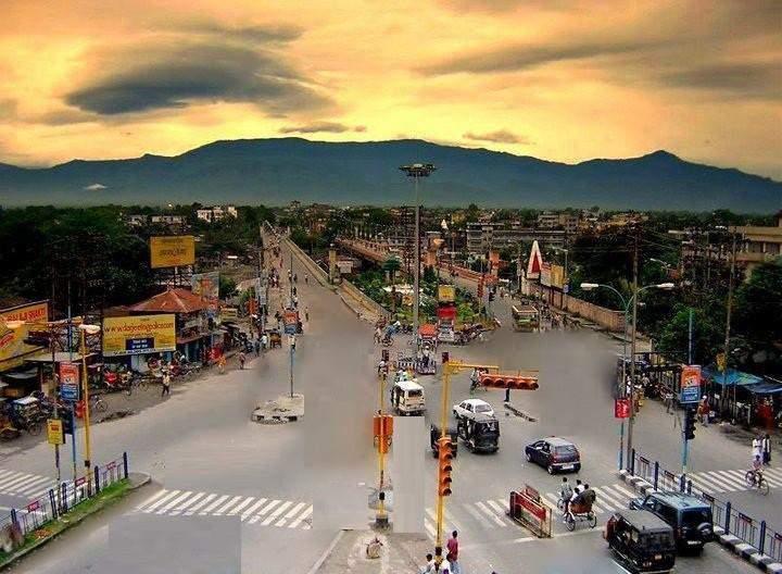 Siliguri: City in West Bengal, India