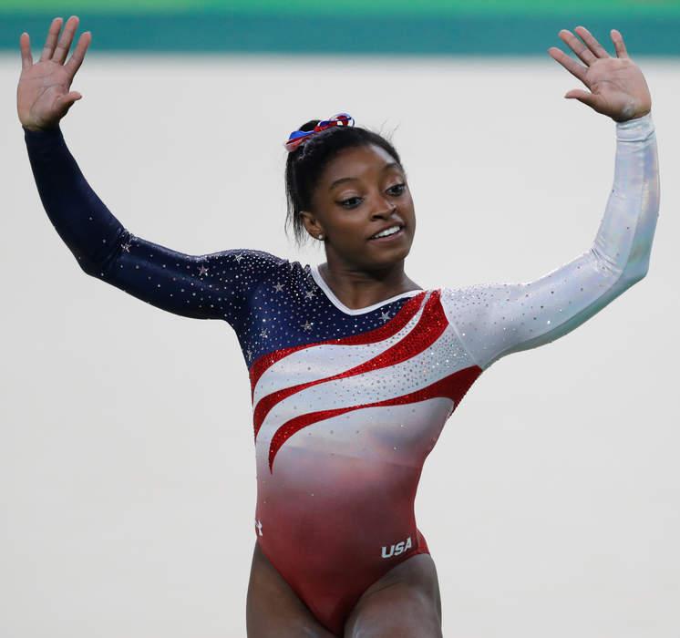 Simone Biles: American artistic gymnast