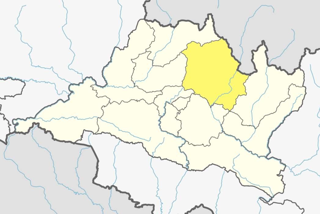 Sindhupalchowk District: District in Bagmati Pradesh, Nepal