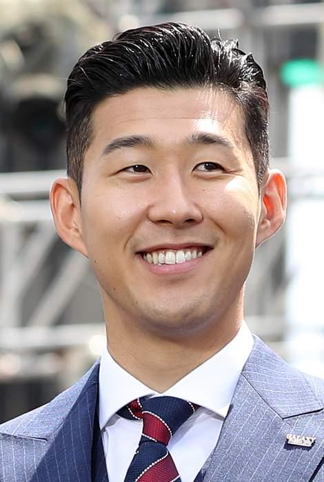 Son Heung-min: South Korean association football player