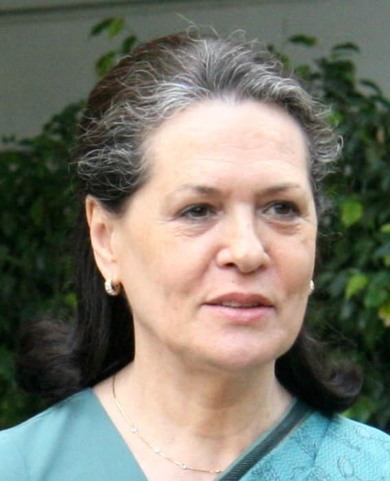 Sonia Gandhi: Indian politician