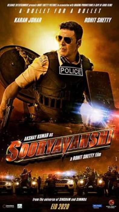Sooryavanshi: 2021 Indian Hindi film by Rohit Shetty
