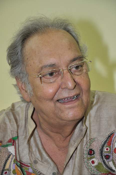 Soumitra Chatterjee: Indian actor