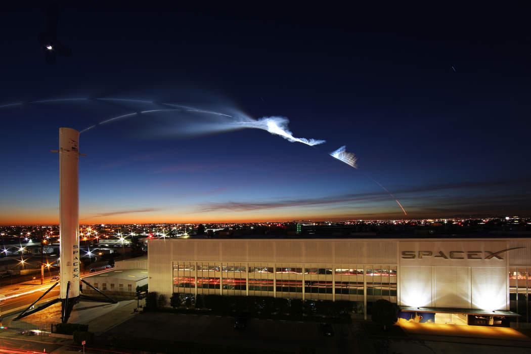 SpaceX: American private aerospace company