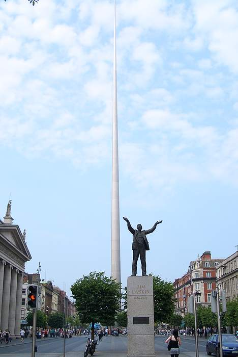 Spire of Dublin: