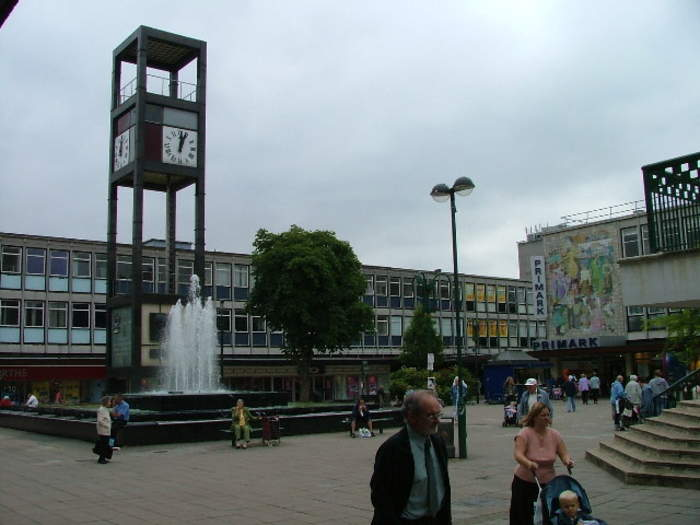 Stevenage: Town and borough in Hertfordshire, England