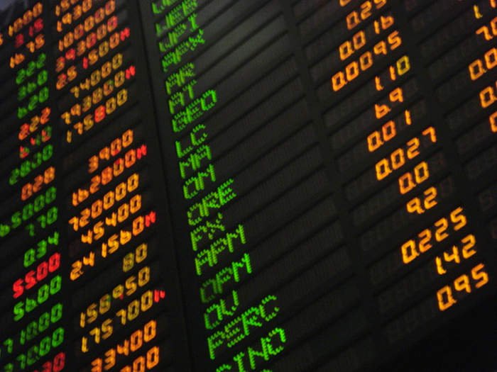 Stock market: Place where stocks are traded