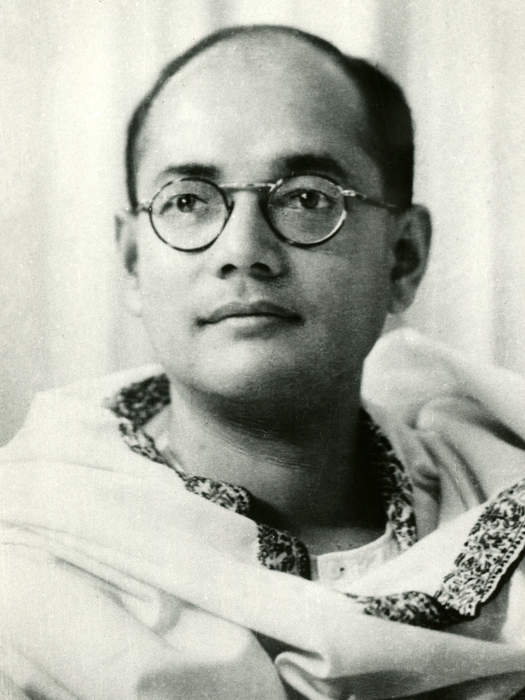 Subhas Chandra Bose: Indian nationalist leader and politician (1897–1945)