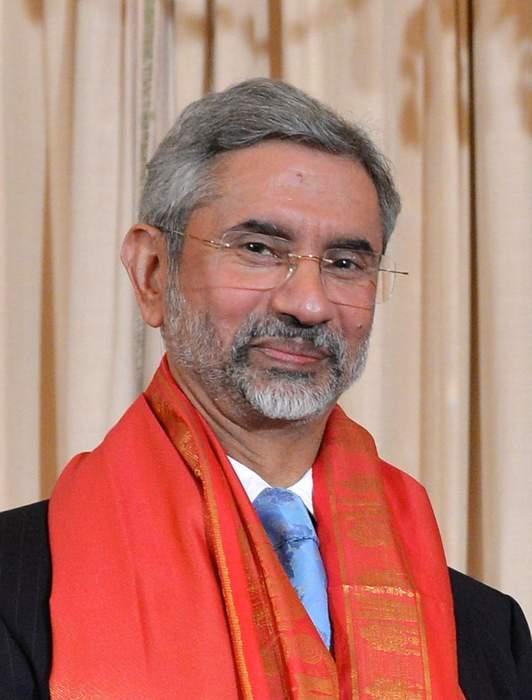 Subrahmanyam Jaishankar: External Affairs Minister of India, Former Indian diplomat
