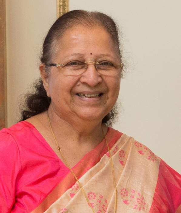 Sumitra Mahajan: Indian politician