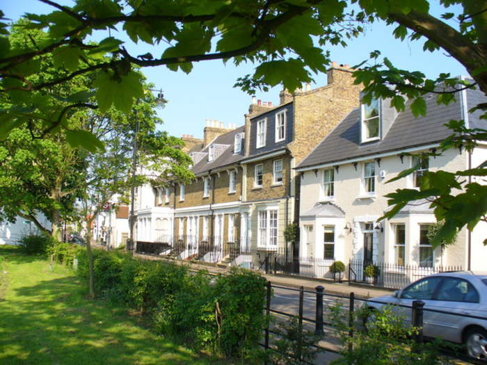 Sunbury-on-Thames: Human settlement in England