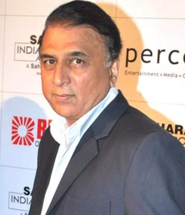Sunil Gavaskar: Indian cricketer