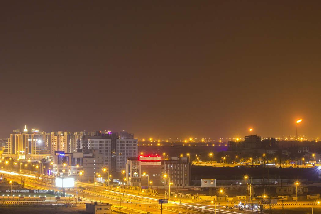 Surat: Metropolis in Gujarat, India