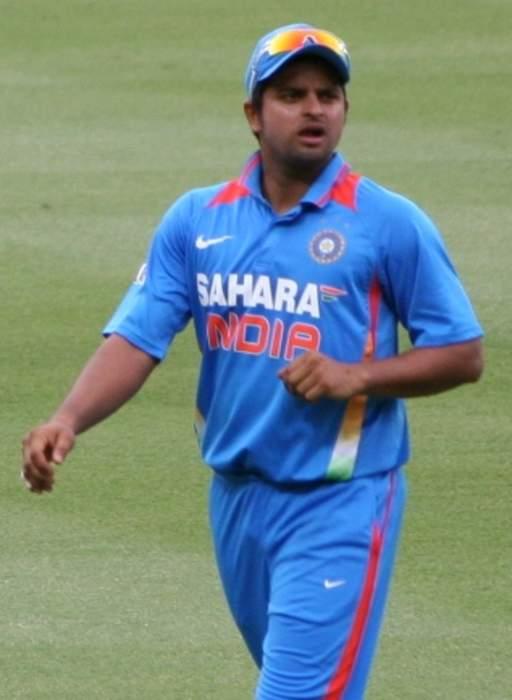 Suresh Raina: Indian former international cricketer
