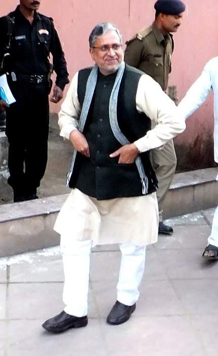 Sushil Kumar Modi: Indian politician
