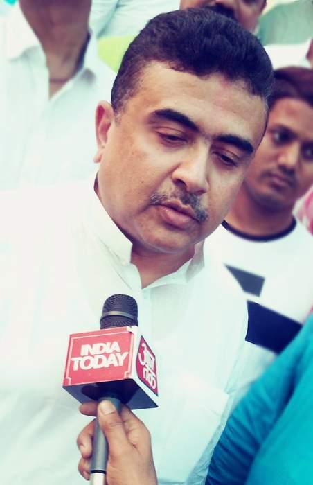 Suvendu Adhikari: Indian politician