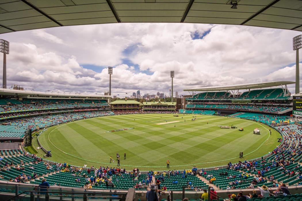 Sydney Cricket Ground: Sports stadium