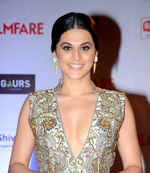 Taapsee Pannu: Indian actress