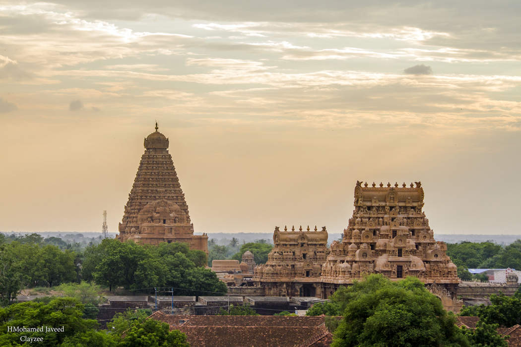 Tamil Nadu: State in southern India