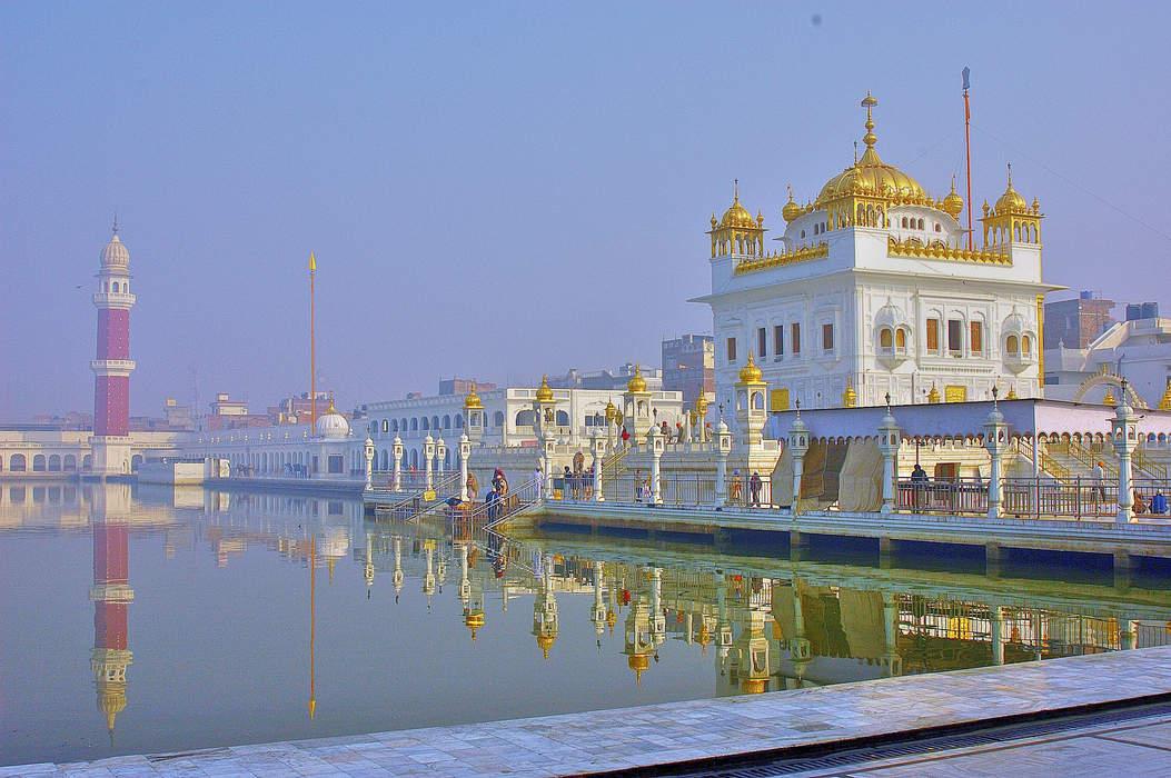 Tarn Taran Sahib: Town in Punjab, India