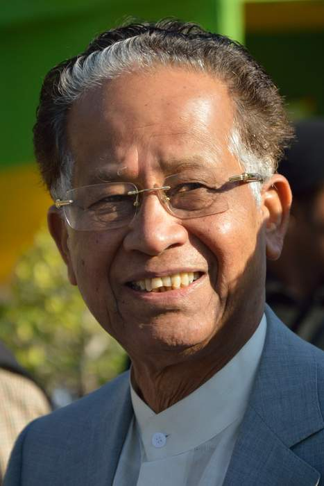 Tarun Gogoi: Indian politician
