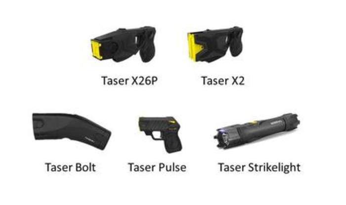 Taser: Electroshock weapon used by police