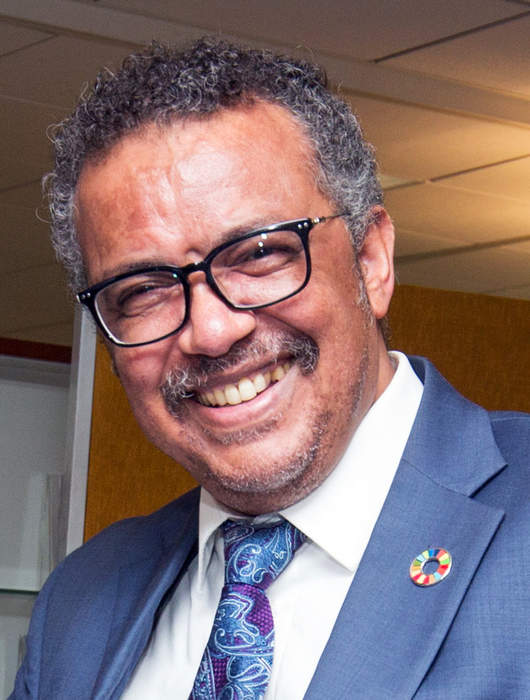 Tedros Adhanom: Director-General of the World Health Organization, former Minister in Ethiopia