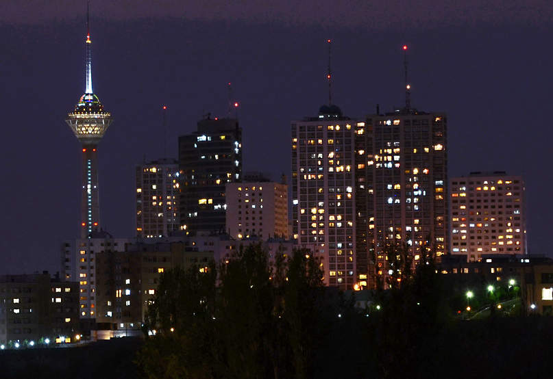 Tehran: Capital and largest city of Iran