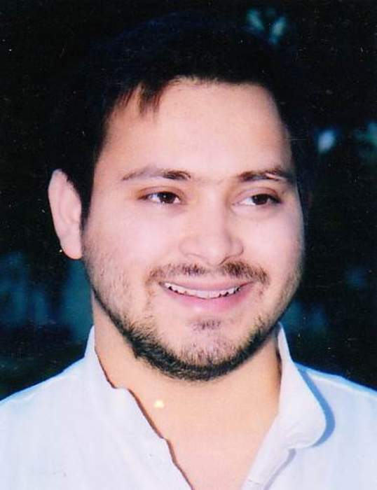 Tejashwi Yadav: Former Indian cricketer and politician (born 1989)