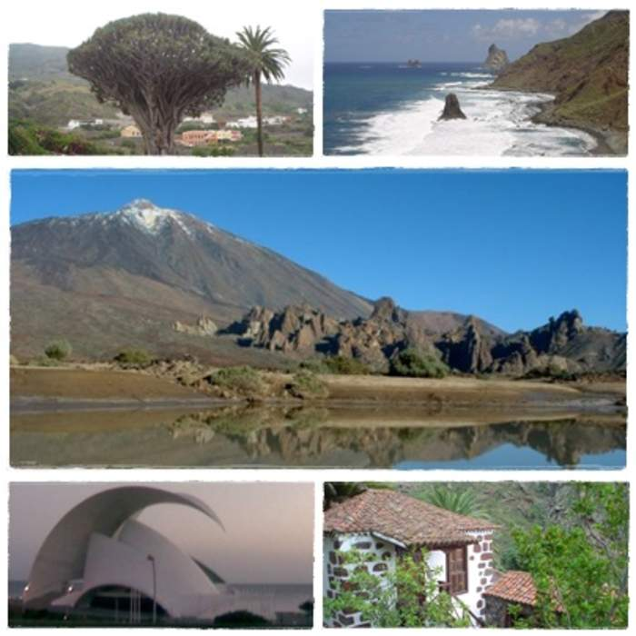 Tenerife: Spanish island of the Canary Islands