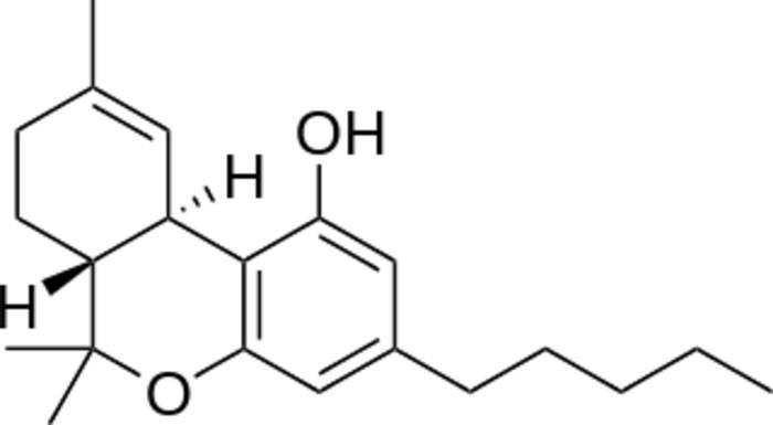 Tetrahydrocannabinol: Chemical compound
